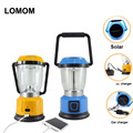 Super Bright 5W Solar Portable Lanterns LED Camping Light Lantern Water Resistant for Outdoor Camping Hiking