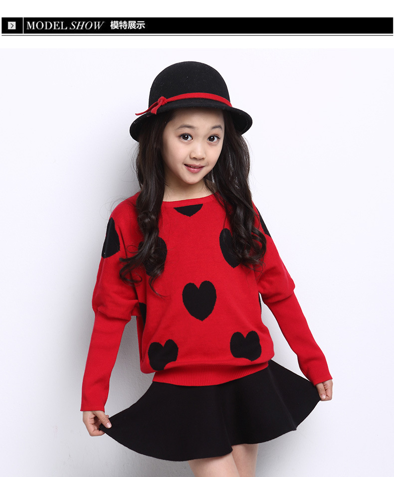 font b Girl b font Kids 2016 Fall Winter New Japanese Style Children s Clothes