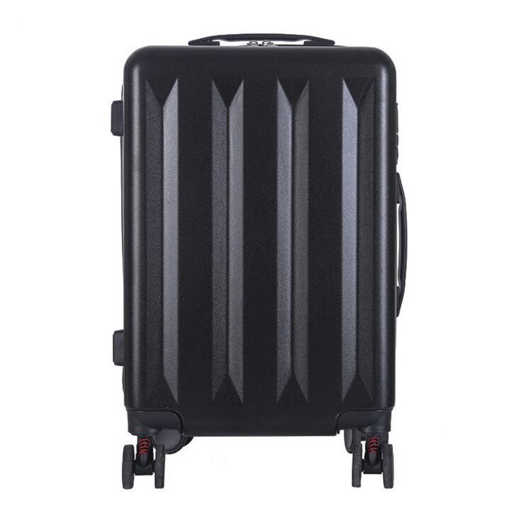 Cadeaux d'affaires-étui de voyage ABS boîtier de chariot 20 pouces bagages roue universelle voyage d'affaires embarquement cadenas boîte de rangement