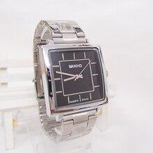High Quality Bariho Brand leather strap watch men women sports quartz wristwatch Relogio Masculino B75 03