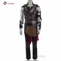 Thor Ragnarok Cosplay Costume Thor Odinson Clothes Jacket leather Brand CosDaddy