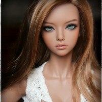 Новые полки расширенный смолы 1/3BJD sd куклы на заказ платья mari подвижные фигурки Красивая богиня отдать глаза Бесплатная доставка