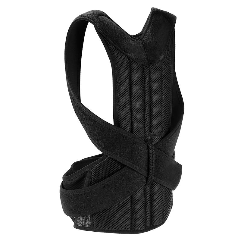 Volta postura corrector cinta clavícula ombro corrector