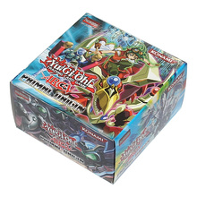 купить 288pcs/set Anime Japan Yu Gi Oh Game Cards Carton Yugioh Game Cards Japan Boy Girls Yu-Gi-Oh Cards Collection For Fun With card дешево