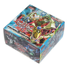 288pcs/set Anime Japan Yu Gi Oh Game Cards Carton Yugioh Game Cards Japan Boy Girls Yu-Gi-Oh Cards Collection For Fun With card(China)