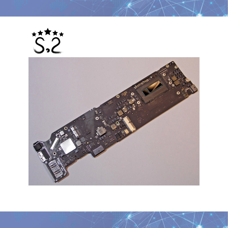 A1466 Motherboard For MacBook Air Logic Board i5 1 4Ghz 4gb 820-3437-B  Early 2014 year