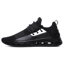 Tennis Shoes for Men Trainers Chat Cushion Breathable Mesh Sneakers Tenis Hombre Outdoor Sports Man Flats Shoe Chaussures Homme