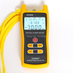 Used in Telecommunication Field Cheap JW3208A -70~+6dBm Handheld Fiber Optic Power Meter