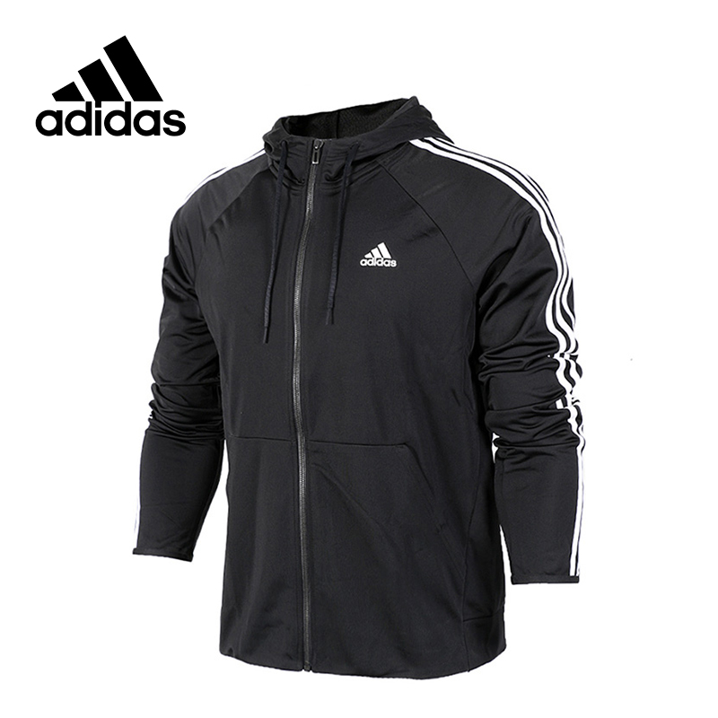 New Arrival 2017 Original Adidas Performance Men's jacket Hooded Sportswear original new arrival official adidas neo men s windproof jacket hooded sportswear