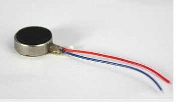 цена на Free shipping 10 pieces Pancake Vibrating Cell Phone Pager 3V Coin Motor length 12mm thickness 2.7mm 12 * 2.7mm vibrator