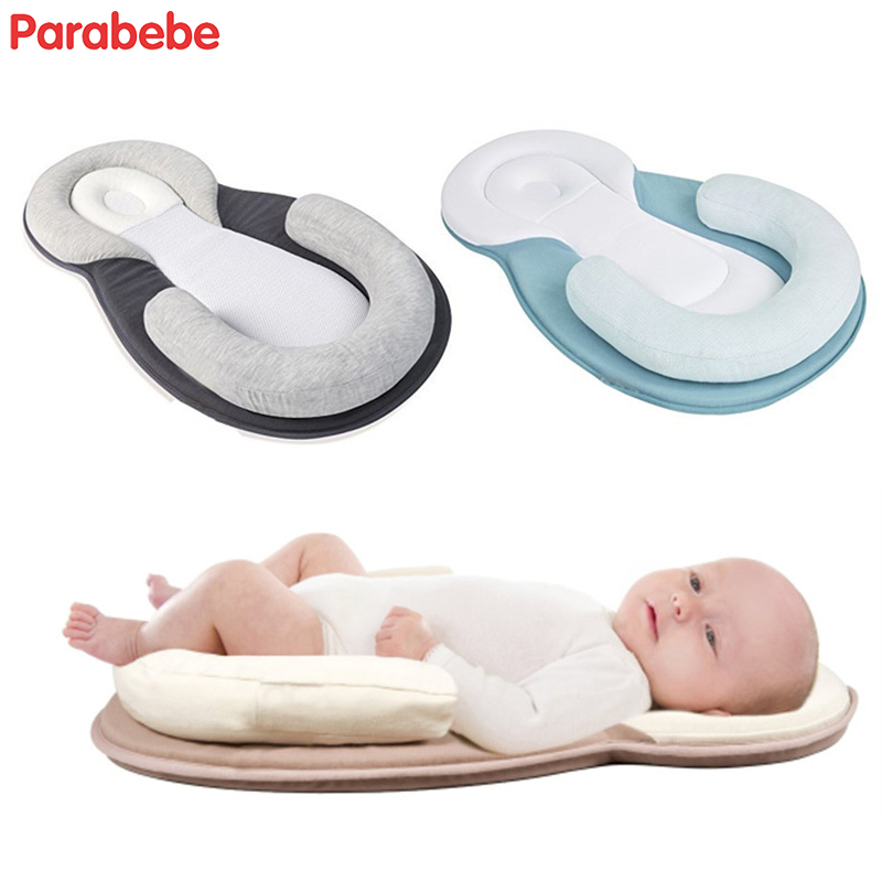 Portable Baby Crib Soft Folding Travel Baby Children Bed Kids Infant Cradle Multifunction Bebe Basket Toddler Baby Cot Mattress Детская кроватка