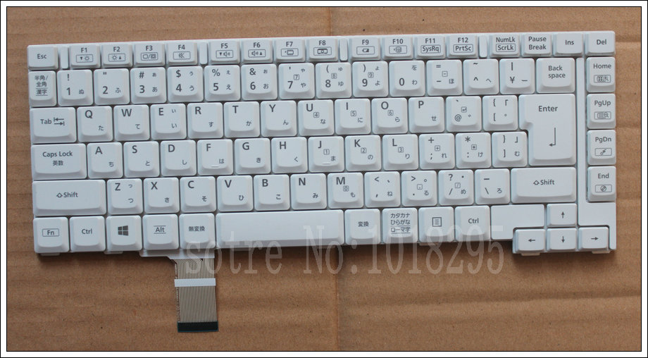 NEW JP laptop white keyboard for Panasonic CF-B10 CF-B11 HMB5301CPB1101A SN1312050680 Japan LAYOUT KEYBOARD free shipping 65cm minisas sff 8643 to sff 8643 hard disk raid data cable comply sas3 0 12gb s
