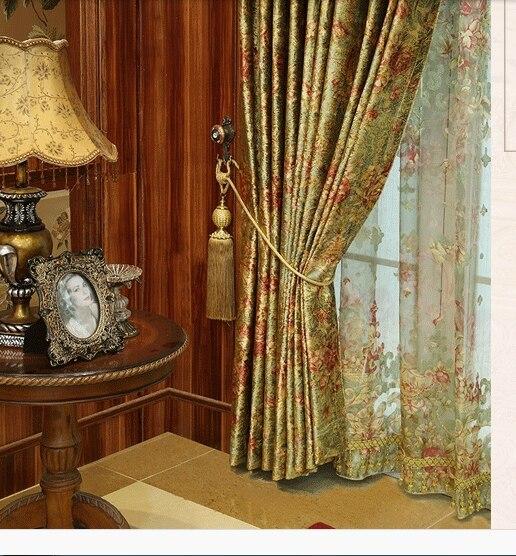 Europäischen Stil Palast Grade Bronzing Samt Schattierung Vorhang  Benutzerdefinierte Wohnzimmer Schlafzimmer Vorhang Produkt In Europäischen  Stil Palast ...