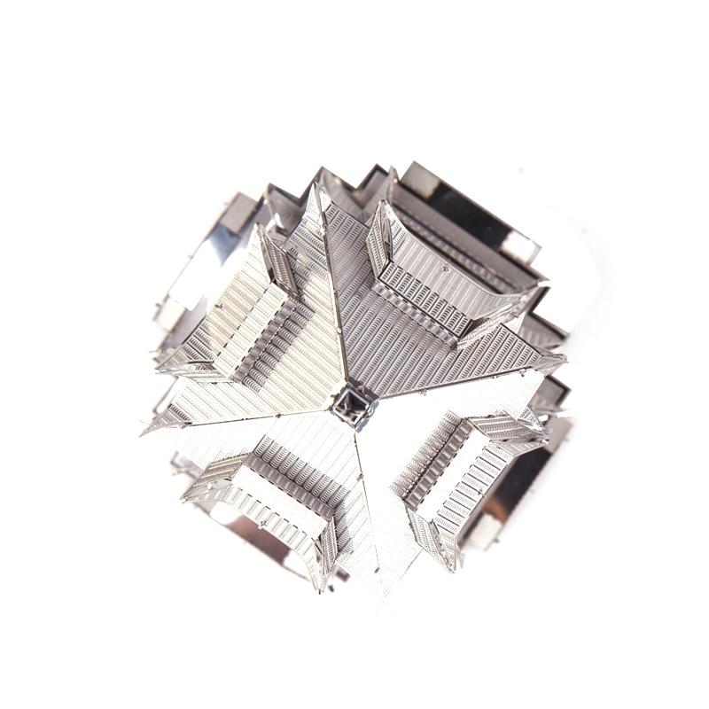 ახალი 3D მეტალის თავსატეხი - ფაზლები - ფოტო 4