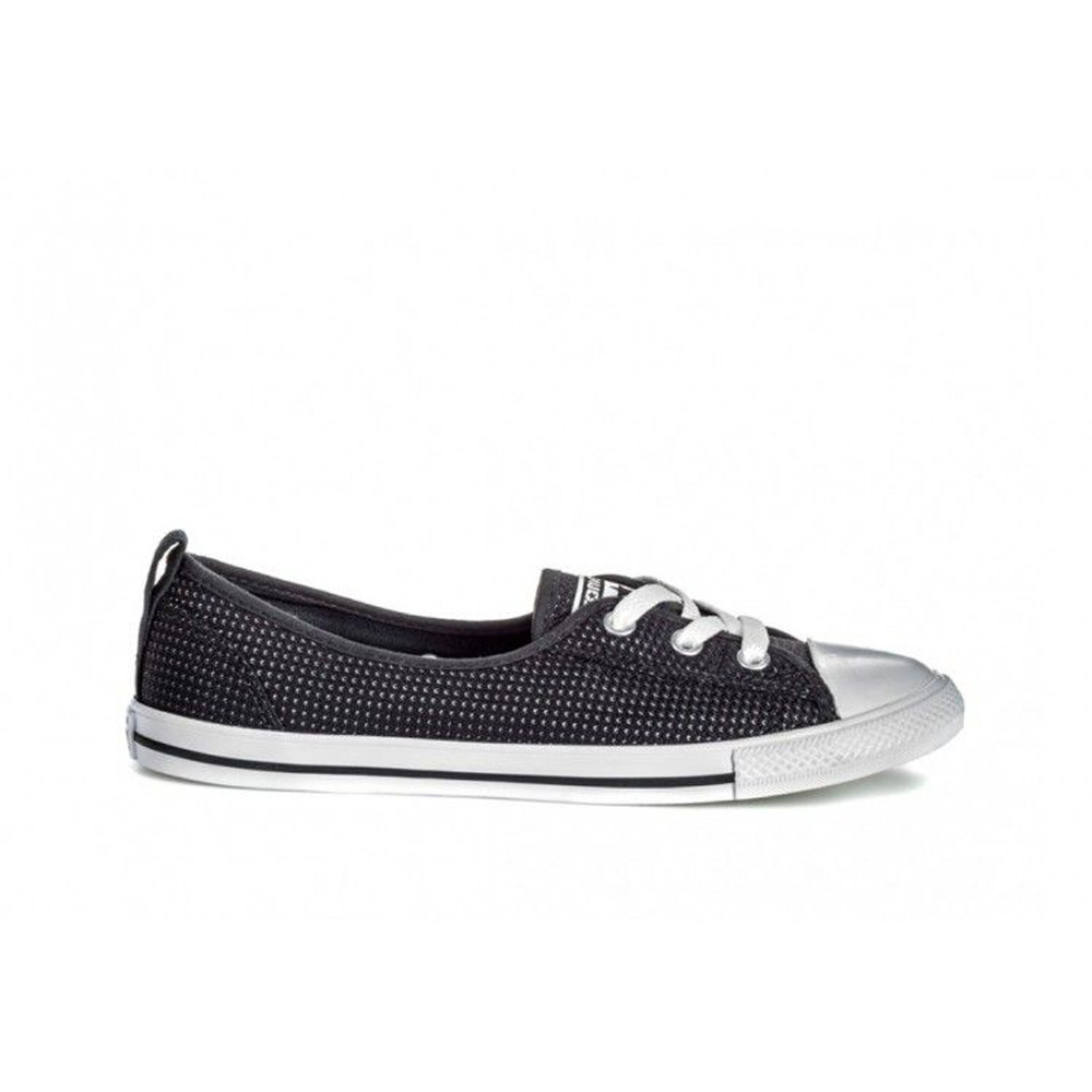 Walking Shoes CONVERSE Chuck Taylor All Star Ballet Lace 555894 sneakers for female TmallFS kedsFS contrast lace keyhole back blouse