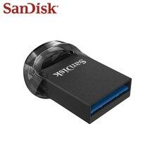 SanDisk USB флэш-накопитель 128 ГБ Memoria высокоскоростной usb-порт флеш-накопитель 16 ГБ 32 ГБ 64 ГБ миниатюрный USB флеш-накопитель для ПК простое обучение