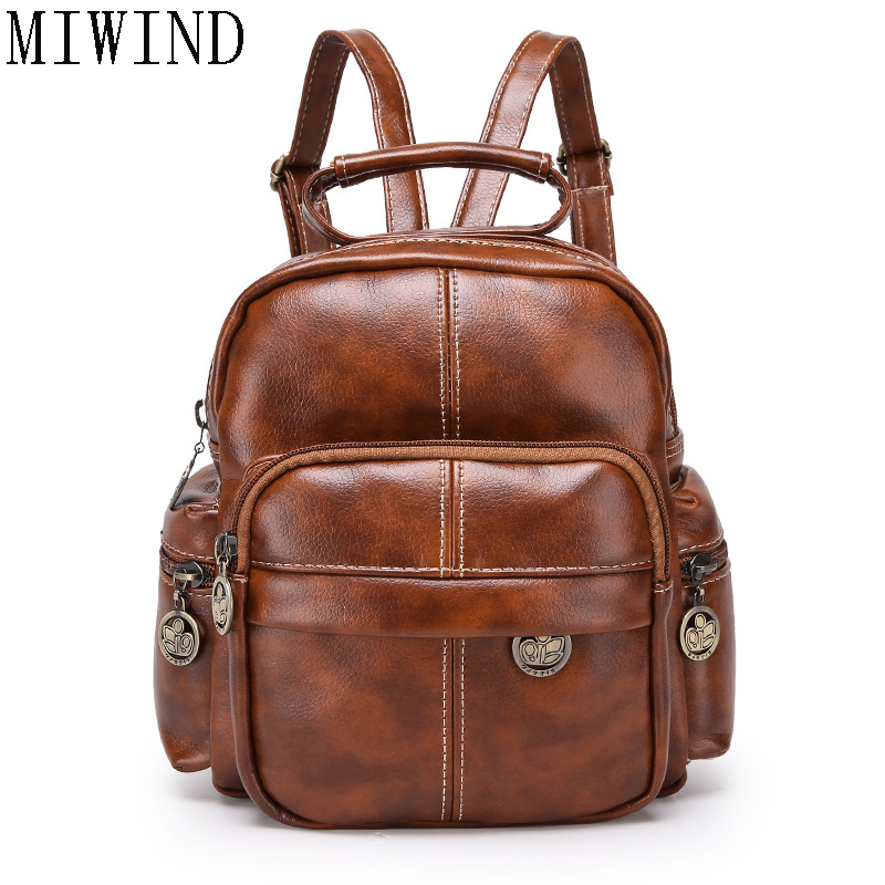 New Arrival Backpacks For Men and Women Vintage Fashion School Bags Unisex Casual Backpacks  TXH468