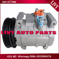 10S17C AC Compressor For CHRYSLER VOYAGER MK III 2.5 2.8 CRD 2000-2008  05005421AB 05005421AD 5005421AC 5005421AD 447220-5870