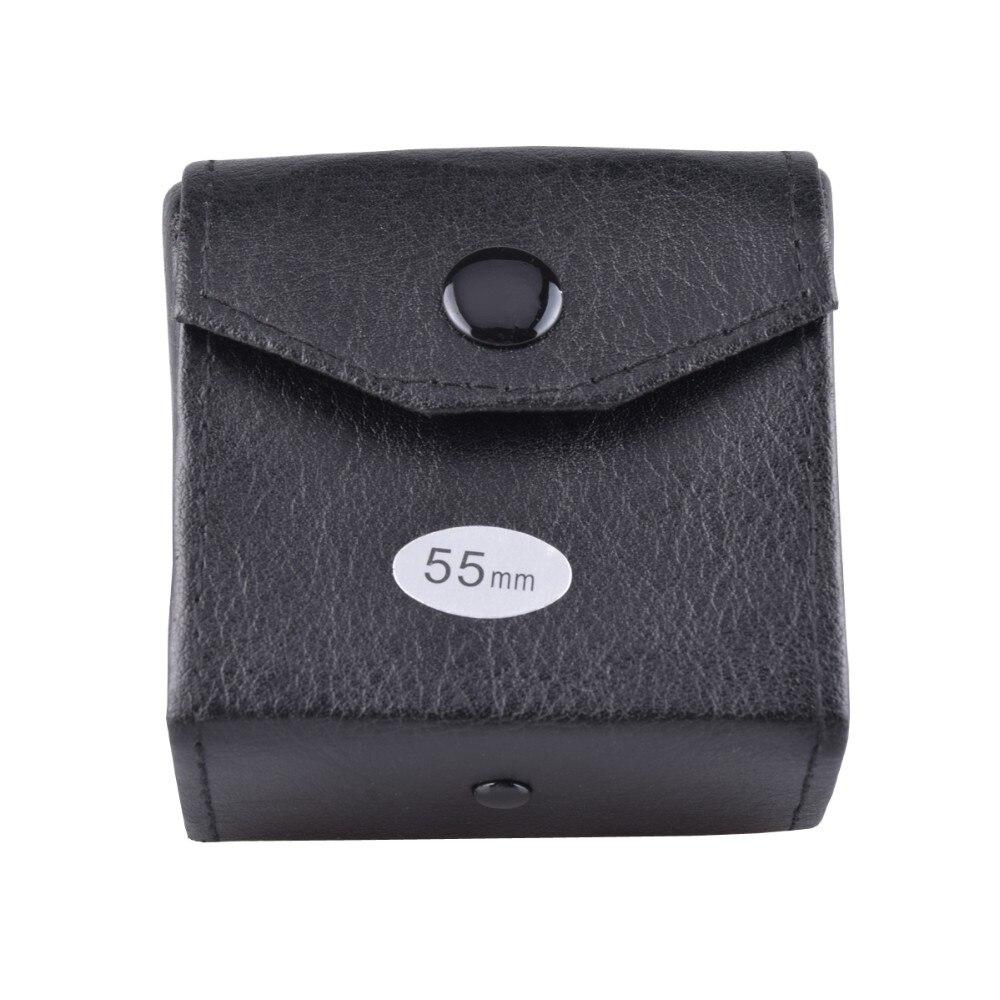 Universal 49mm 52mm 58mm UV + CPL + FLD Objektiv Filter w/Geldbörse Tasche 4in1 Set Fall Tasche für Kamera DSLR