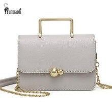 Neue verkauf Mode frauen handtaschen Vintage Retro elegante allgleiches Dame Totes tasche doppelkugel design bags Ketten umhängetaschen WB21