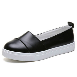 Image 5 - שטוח נעלי נשים מקרית סליפ ופרס Mocassin Femme פלטפורמת נעלי גבירותיי Wedage נעלי לנשים מטפסי Zapatos Mujer 2020