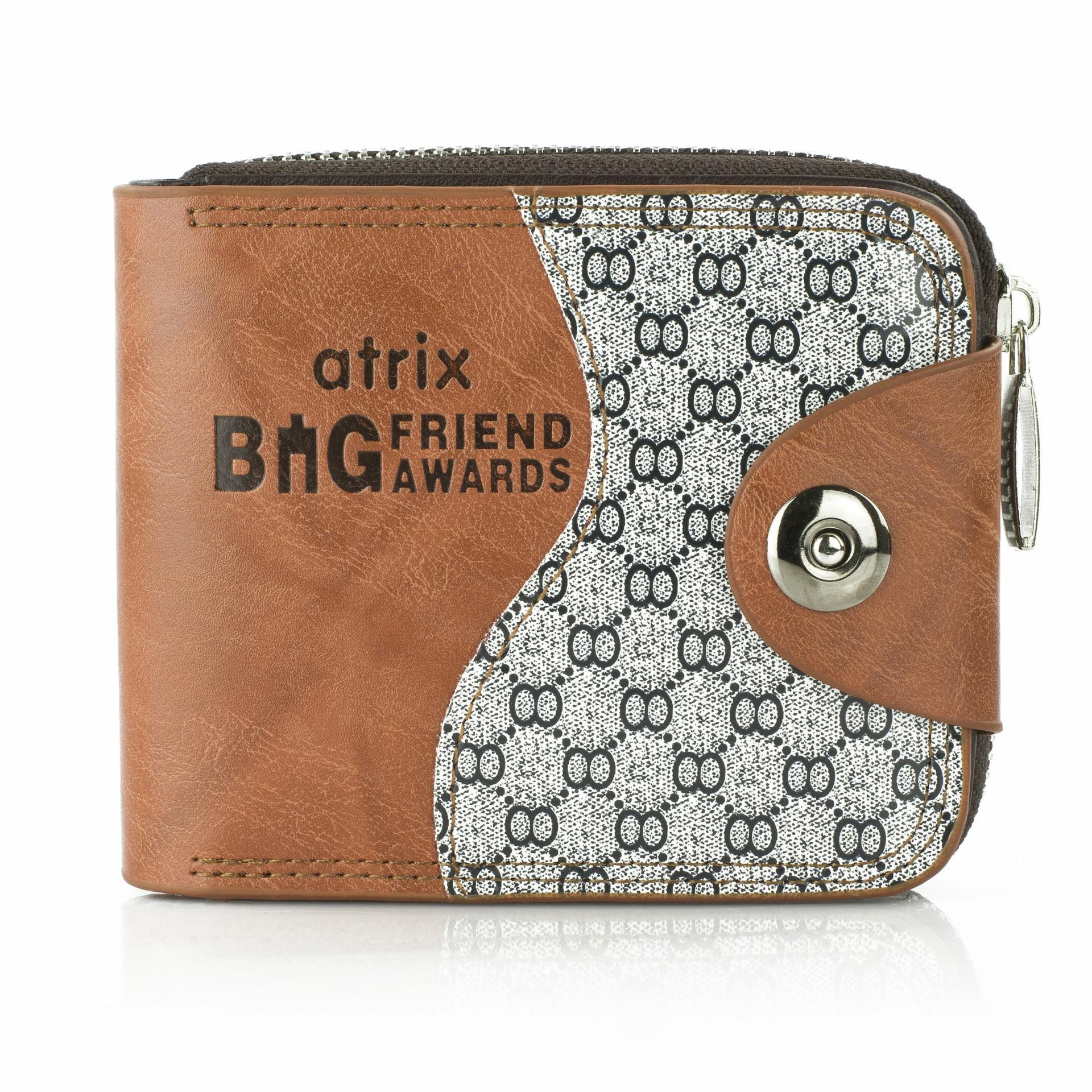 Men wallet Vintage Hollow Out Male Money Bag Hasp Leather Wallet Men Clutch Purse Slim Card Holder Men Wallets Coin Pocket 462