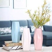 Новогоднее; Рождественское украшение дома Craft ваза Керамика Настольный цветочный вазы цветок вазы для украшения вод вазы Craft