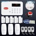 Homsecur беспроводный стационарный/PSTN домашняя сигнализация + PIR + 5 * датчик двери для пожилых