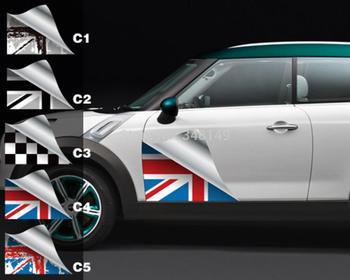 Aliauto Auto Styling Seitentür Aufkleber Und Decals Zubehör Für Mini Cooper Countryman R50 R52 R5