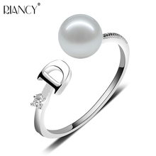 100% real pearl jewelry rings,white natural freshwater pearl rings for women, trendy pearl ring , fine engagement gift nymph freshwater pearl bracelets fine jewelry near round natural pearl bangles for women white trendy anniversary gift [s313]