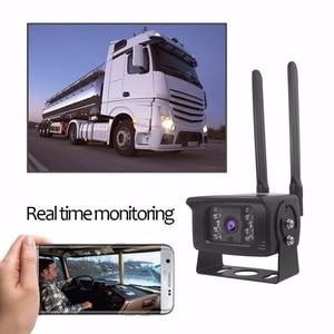 Image 2 - 3G 4G بطاقة Sim كاميرا ip لاسلكية واي فاي 1080P في الهواء الطلق IP66 مقاوم للماء حافلة صغيرة CCTV الأمن مراقبة الأشعة تحت الحمراء للرؤية الليلية