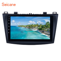 Seicane Android 8.1/7.1 9 GPS Car Radio For 2009 2010 2011 2012 MAZDA 3 Tochscreen Multimedia Player Head Unit With Mirror Link