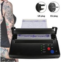 Аппарат для перекачки татуировки, термопринтер для рисования, копир, Перманентная бумажная Зажигалка для тату