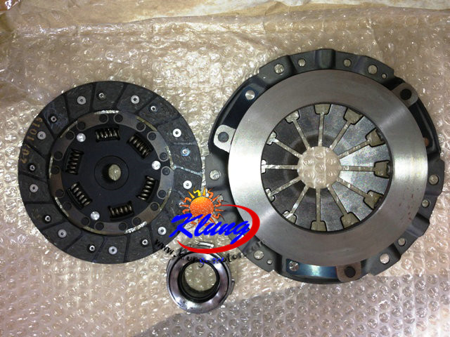 US $132 0  Klung 650cc 276 engine parts clutch frication plate ,pressure  plate,clutch bearing for kinroad, Joyner,goka ,BMS,TNS,SAITING, on