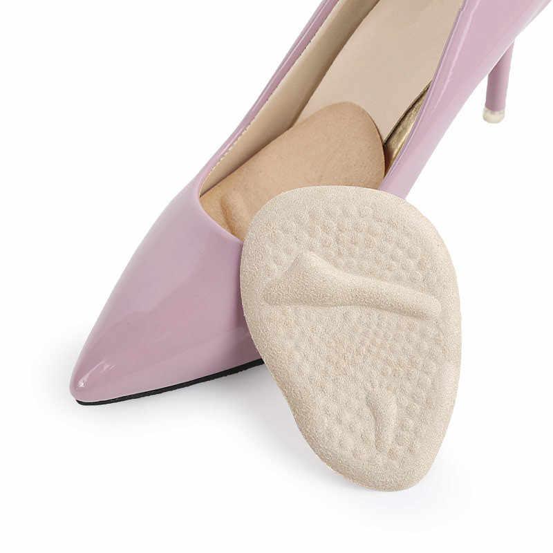 1 Gel Silicone Gót Giày Đệm Mềm Mại Lót Đế Hỗ Trợ Lắp Miếng Lót Cho Nữ Giày Lót Đế Chống Trơn Trượt Đế Lót Cách Nhiệt