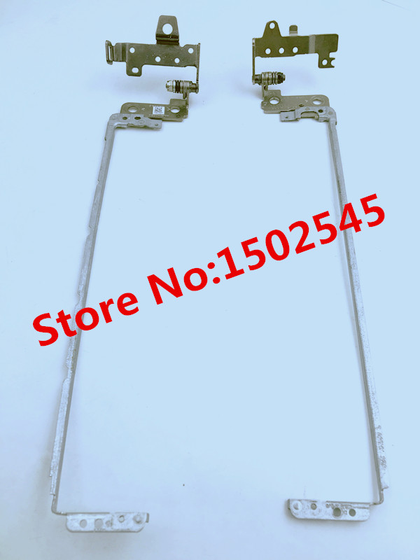 Free Shipping Genuine New Original Laptop Hinge For HP 15-AC 15-AF 15-AC121DX Hinge Stand AM1EM000100 AM1EM000200