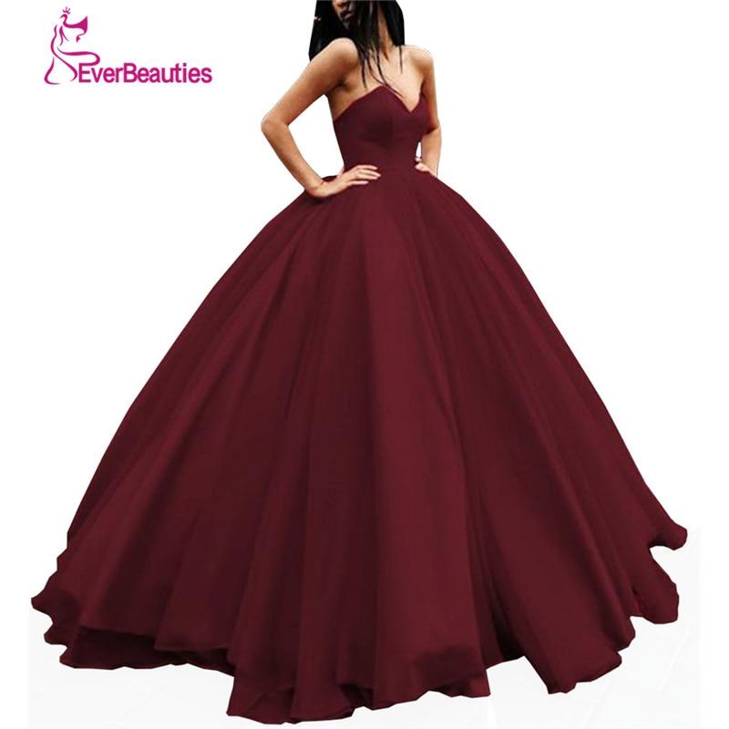 13938aad2c Comprar Elegante vestido De noche largo De 2019 De las mujeres vestido De novia  Prom vestido De fiesta Abiye traje De fiesta Online Baratos