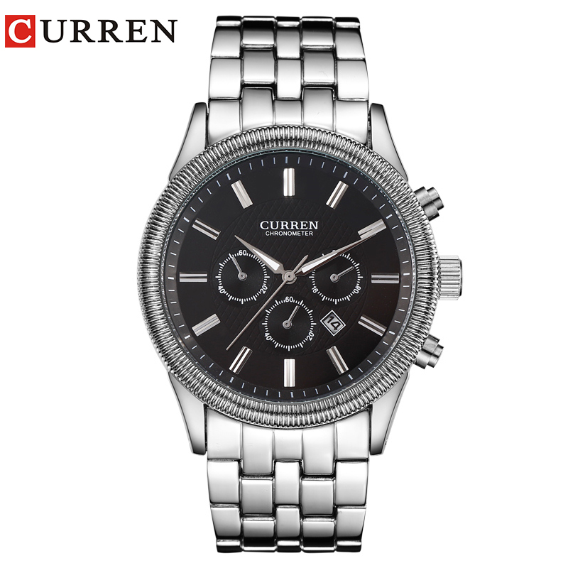 CURREN 8058 часы мужские часы марки - Мужские часы