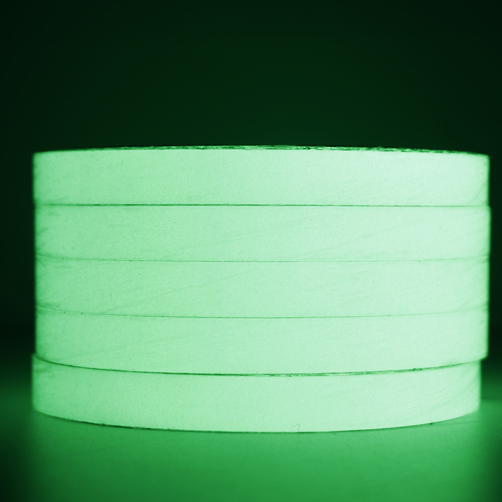 Tapes, Adhesives & Fasteners 1cmx3m 1pcs Glow In The Dark Tape Safety Self-adhesive Strip Phosphorescent Luminous Driving A Roaring Trade