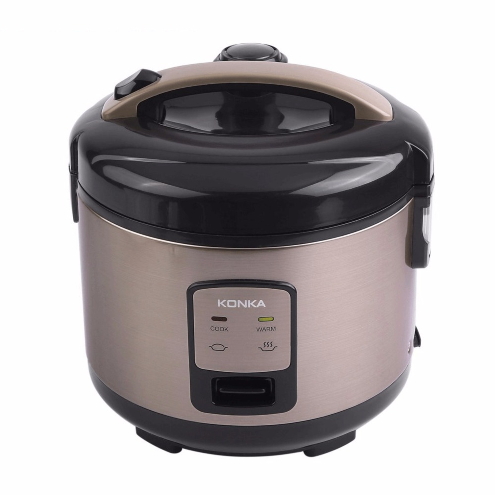 KONKA Multifunction Electric Rice Cooker 3L Heating Pressure Cooker Home Appliances For Kitchen Electric Pressure Cookers konka eu plug multifunction electric rice cooker 3l heating pressure cooker home appliances for kitchen electric pressure cooker