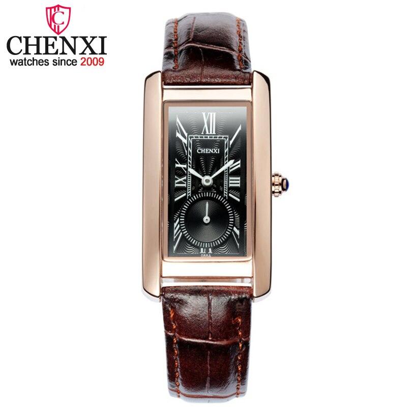 Reloj rectangular mujer