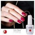 220 Hot Sale Colors Arte Clavo 15ml Nail Polish Soak Off Lacquer Nail UV Gel Polish Nail Gel Polish UV Gel