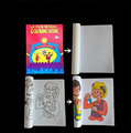 A Fun Magic Coloring Book - Large size - Magic tricks,Mentalism,Stage Magic props,Card,Magic Accessories 400magic