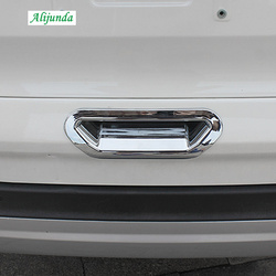 ABS Chrome Body Door Arm Bowl Rear Door Tail Door Cover Trim Cover for Ford Kuga Escape 2015-2016 Car Styling Accessory