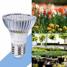 CanLing 30W 50W 80W E27 LED Phyto Lamps AC85-265V Plant Grow Light SMD5730 Fitolamp Full Spectrum UV IR Flowers Vegetables Bulbs стоимость