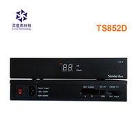 Linsn TS852D (TS852) LED Sender box SB 8 with linsn ts802d sending card Display Screen    -