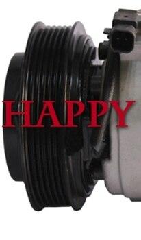 HS15 AC compresor de embrague para coche Ford Fiesta L4 1.6L 2011-2013 AE8319D629AB AE8319D629AC AE8319D629AD BE8Z19703A