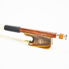 Углеродное волокно альт лук Pernambuco производительность мягкий и сладкий тон мастер ручной работы для солиста меллор S3M аксессуары для виолончели