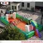 <+>  Конкурентоспособная цена надувное футбольное поле Детский открытый использования ①