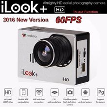 New Walkera iLook+ HD 1080P 60FPS Wide Angle 5.8G FPV Video Camera Aerial Photo